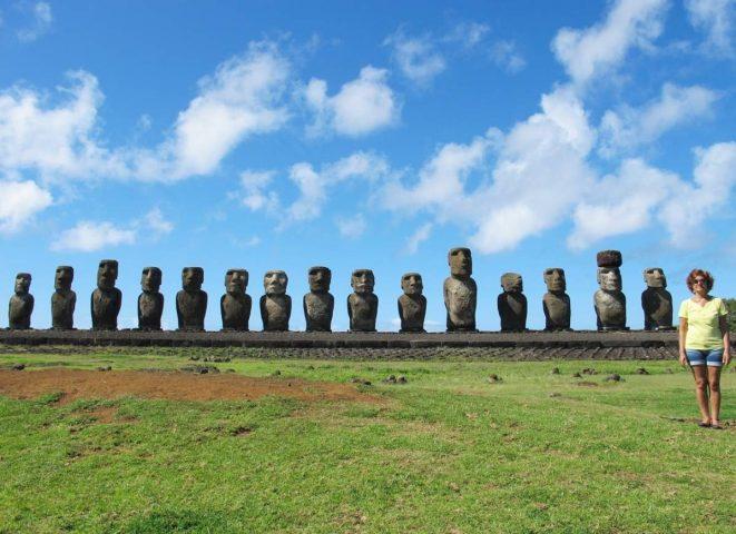 Ilha de Páscoa ou Rapa Nui, descubra os seus mistérios e beleza