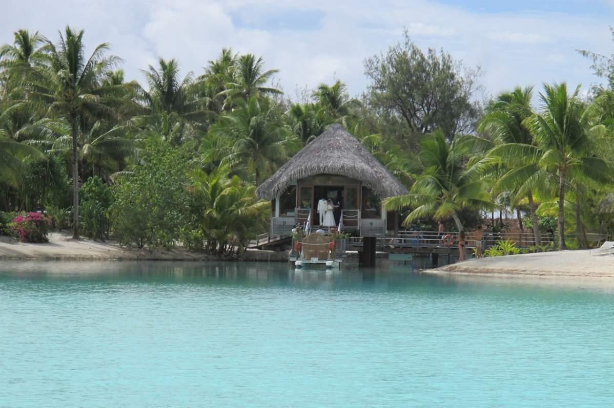 Bora Bora Casamento Capela