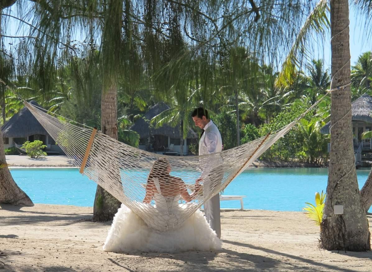 Bora Bora Polinésia Francesa Casamento normal