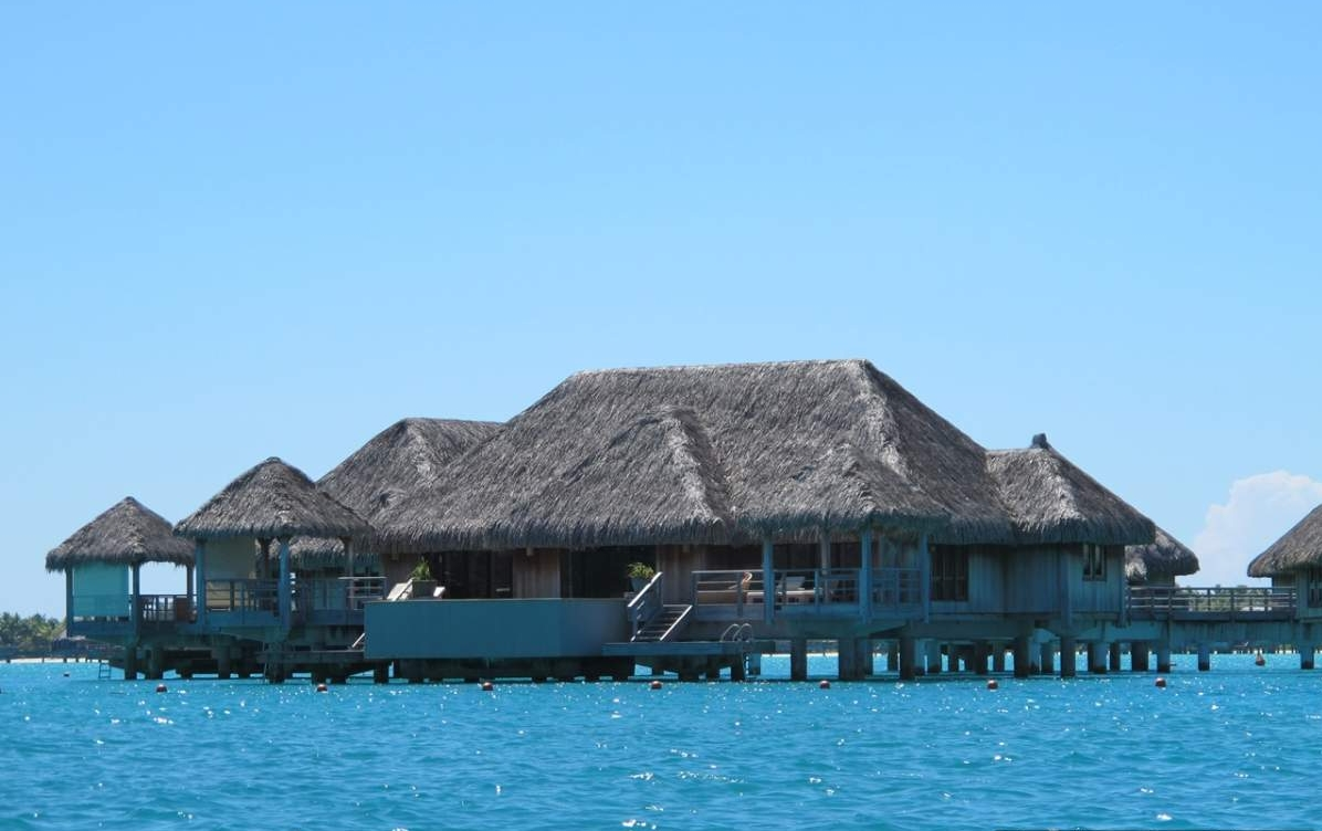 Bora Bora Polinésia Francesa Hotel Saint Regis