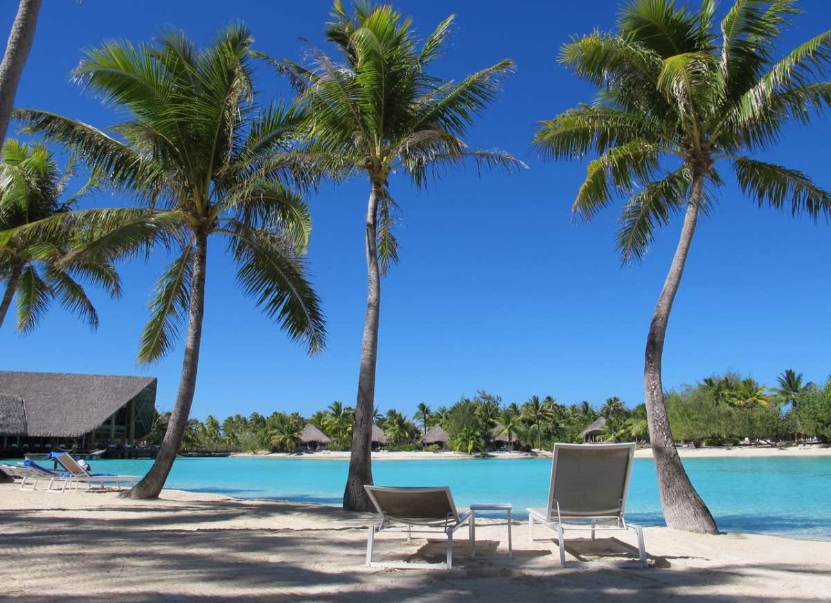 Bora Bora Polinésia Francesa Lagoa Hotel Le Meridiem