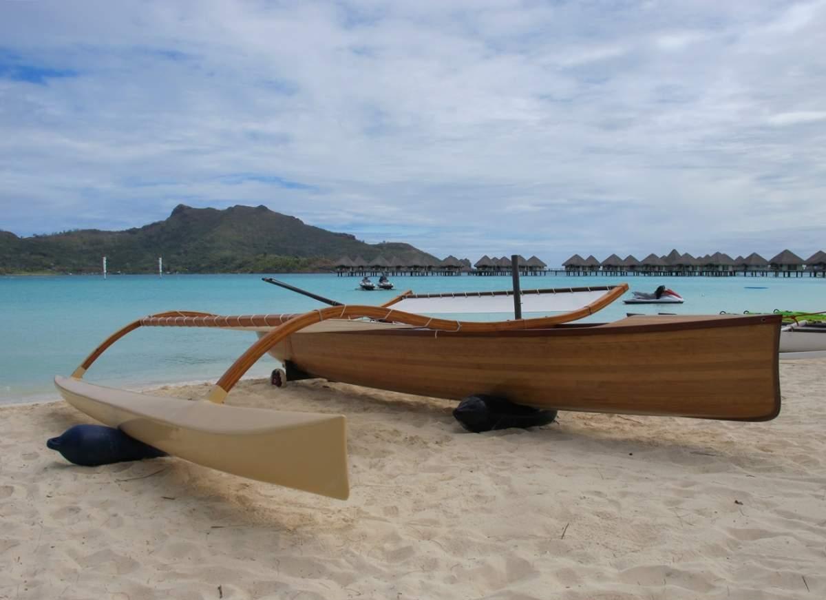 Canoa Polinésia