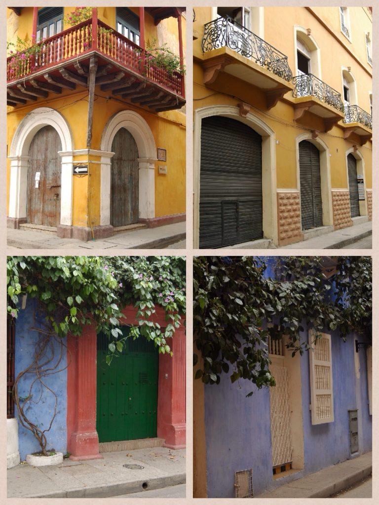2 dias em Cartagena - Construções da Cidade Murada