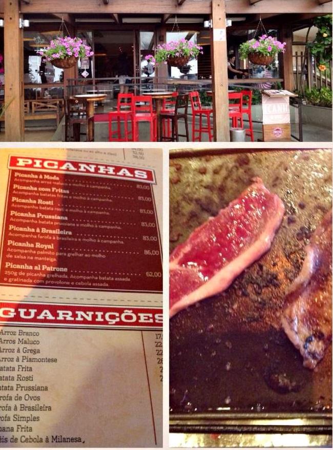 o que fazer na Barra da Tijuca Restaurante Picanhas