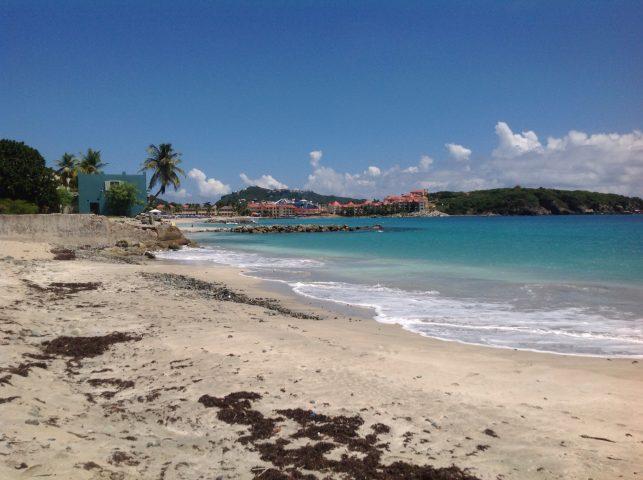Saint Martin – praias 1