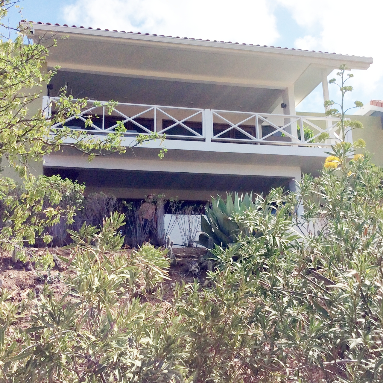 Curaçao casa onde hospedar