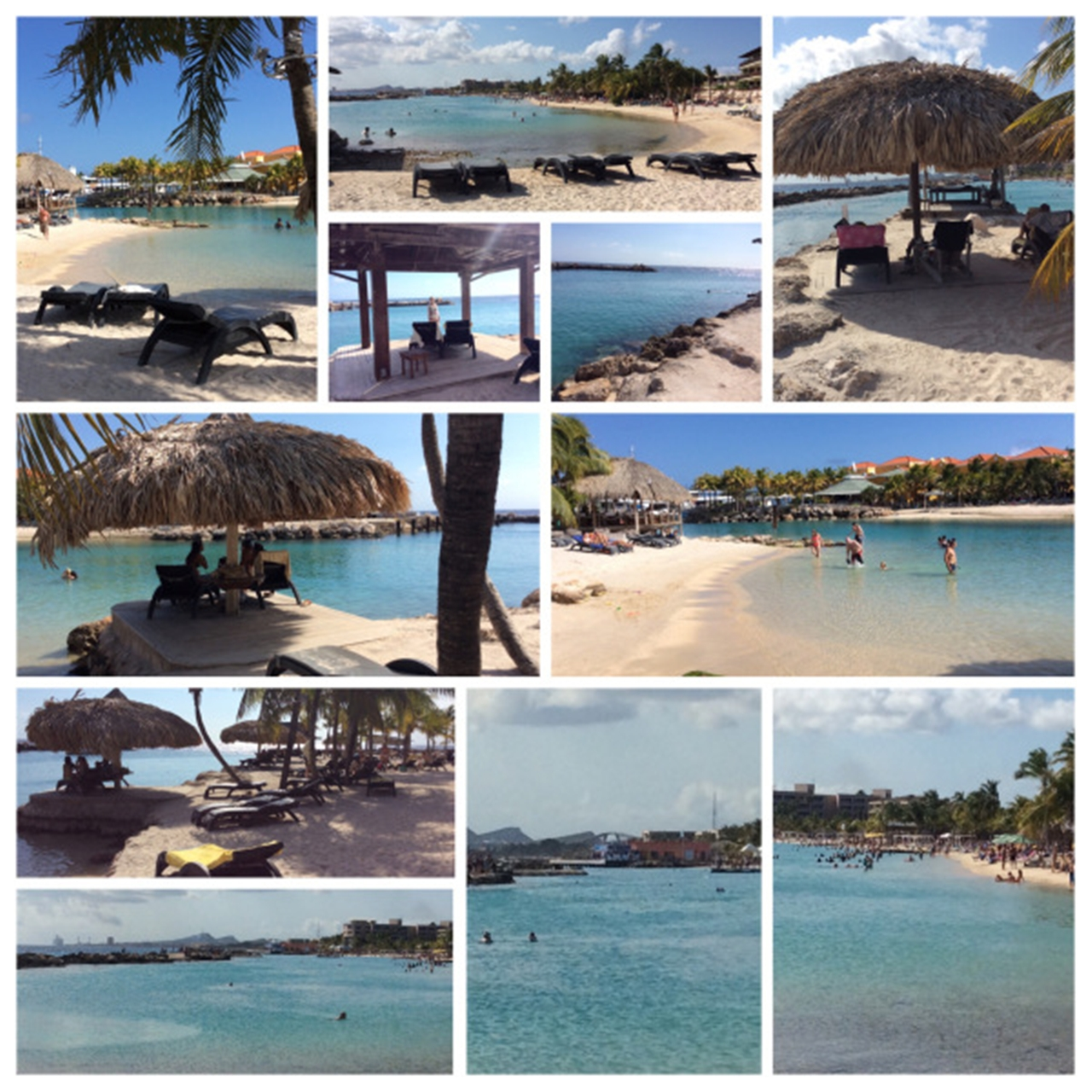 Curacao Praia Mambo Beach
