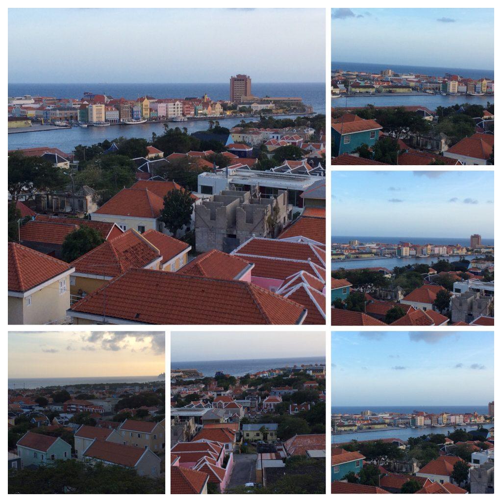 Curaçao vista da cidade