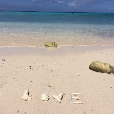 Curaçao – segundo dia Grote Knip, Klein Knip, Jeremy e Lagun