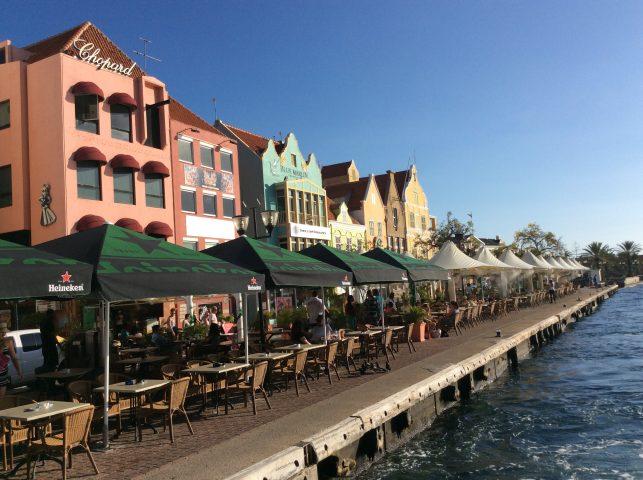 Curaçao – sexto dia, visita à cidade
