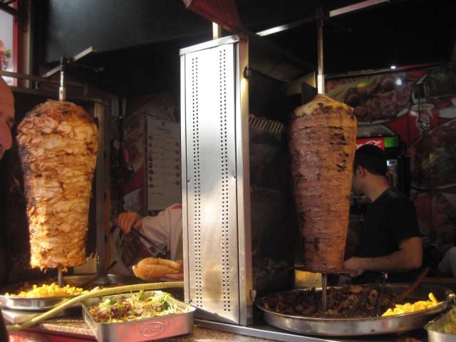 Turquia e sua cultura - kebab