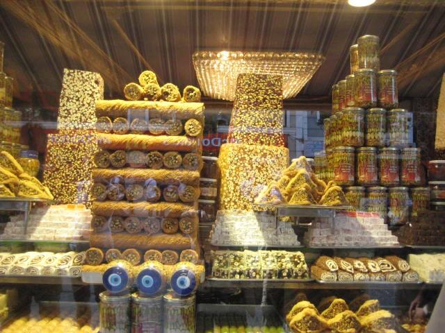 Turquia e sua cultura - doces