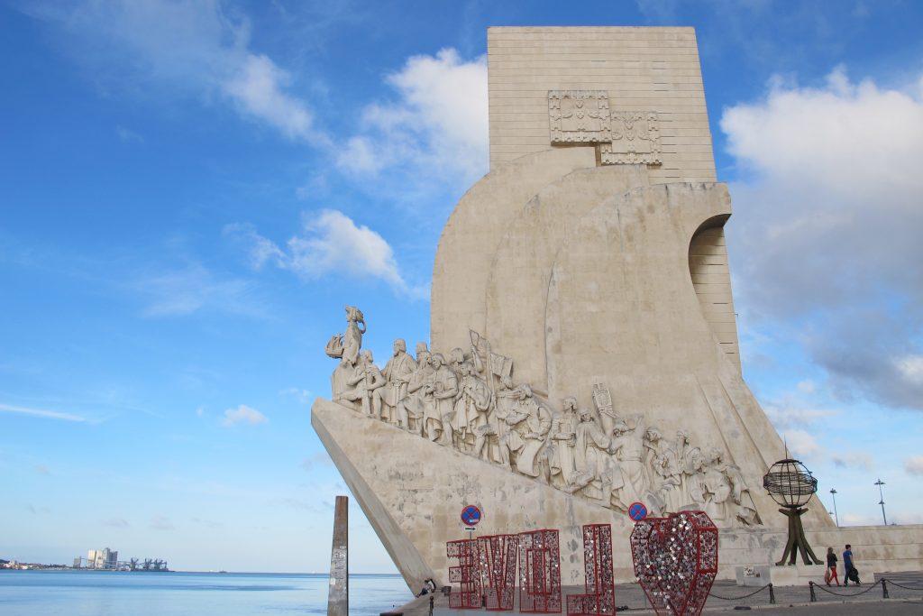 Algumas Horas em Lisboa - Monumento Padrão dos Descobrimentos