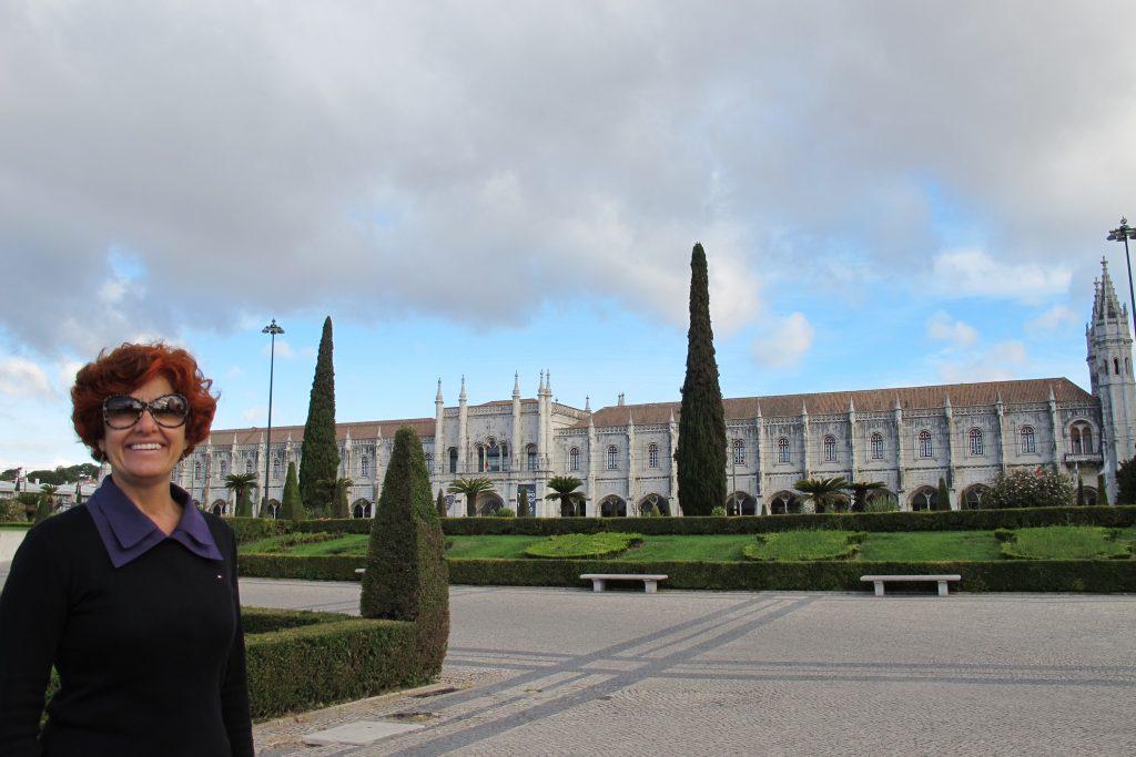 Algumas horas em Lisboa - Mosteiro dos Jerônimos