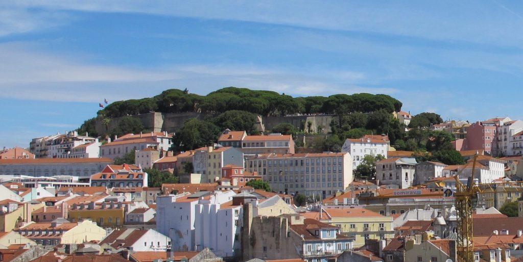 Algumas horas em Lisboa - Castelo de São Jorge