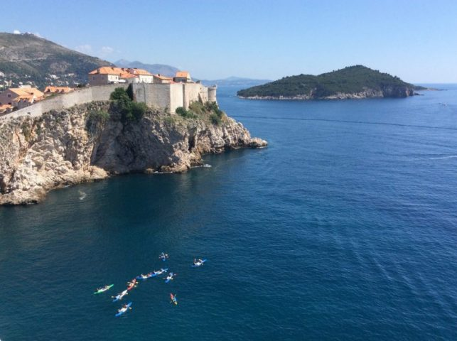 4 países, Croácia Montenegro Bósnia e Herzegovinae Hungria-Roteiro