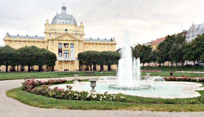 Zagreb, a bela capital da Croácia, vale conhecer