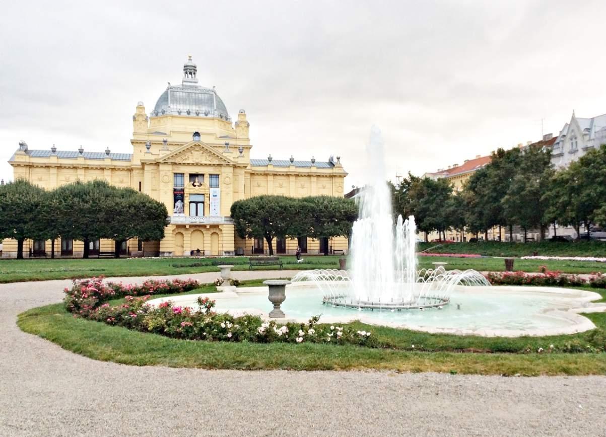 Zagreb Galeria de Arte