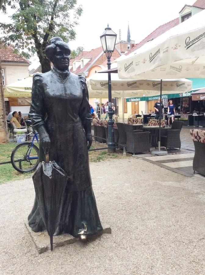 o que fazer em Zagreb Maria Juric Zagorka