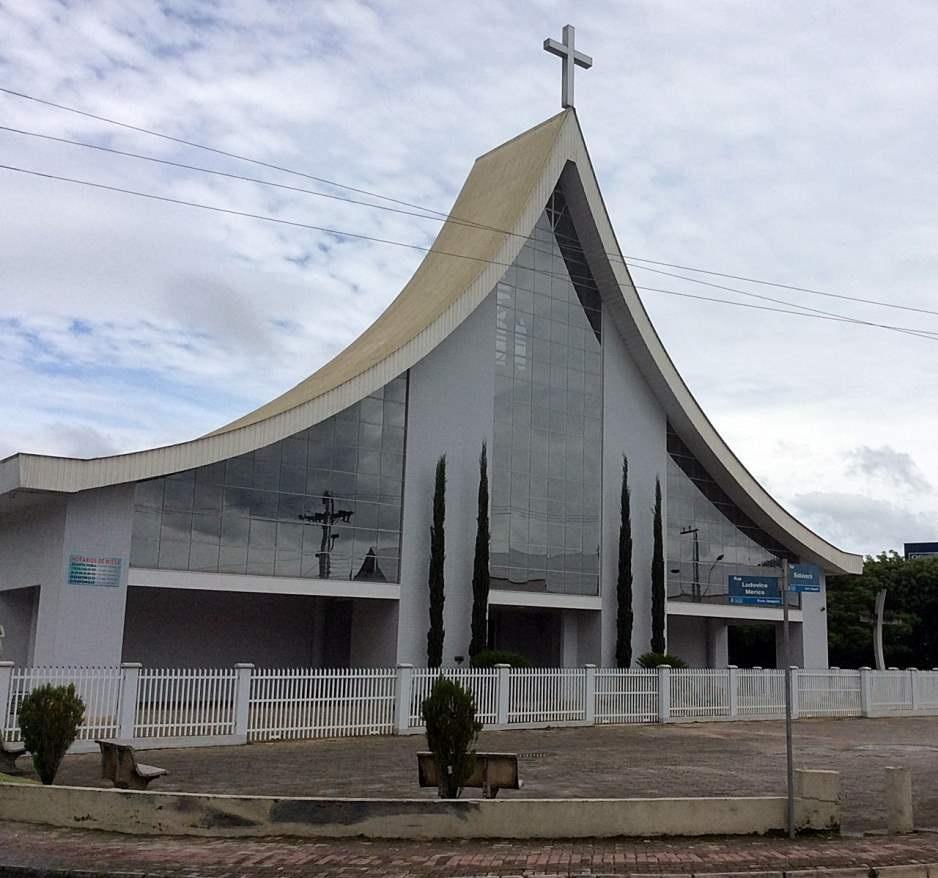 Botuverá Igreja