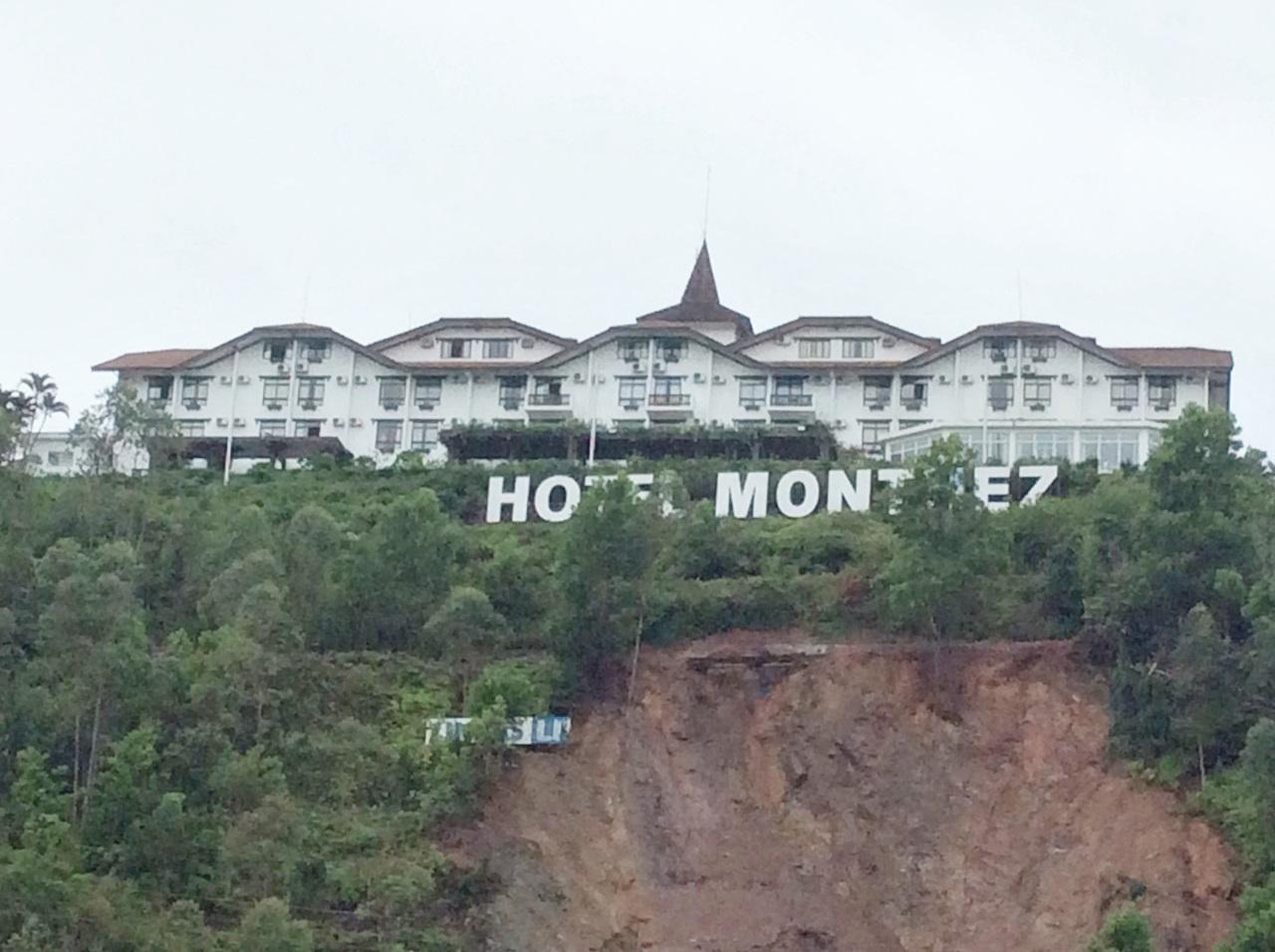 Brusque Montanhez Hotel