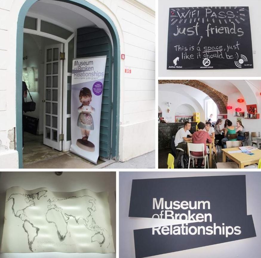 o que fazer em Zagreb Museum Broken Relationship