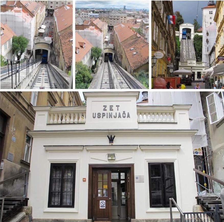 o que fazer em Zagreb Funicular