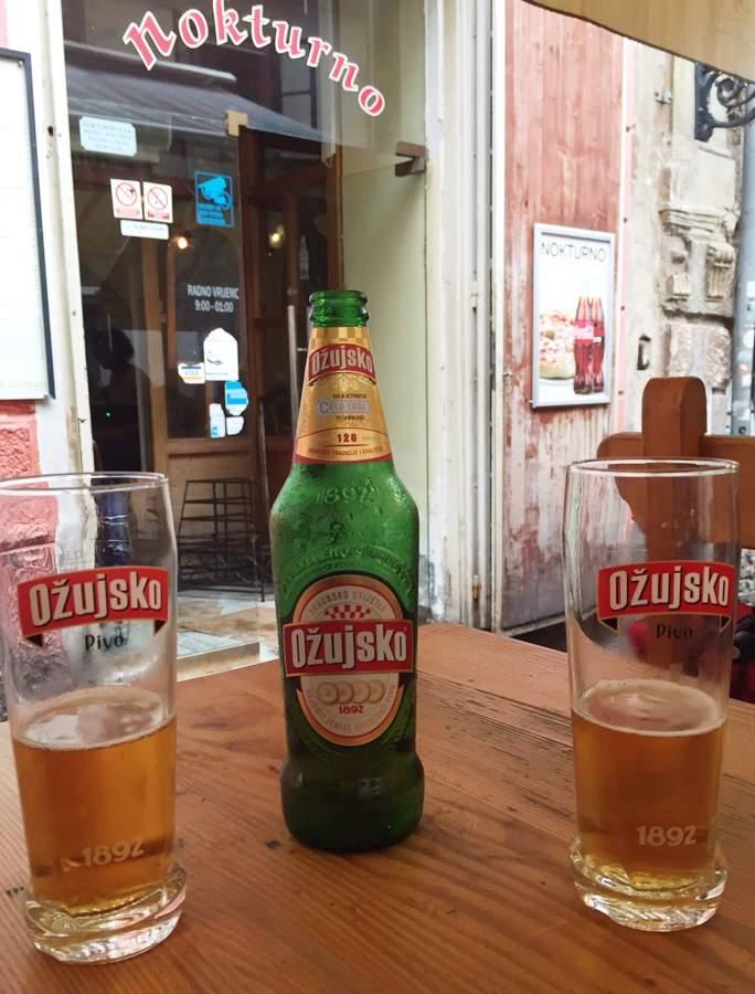 o que fazer em Zagreb Restaurante Nokturno