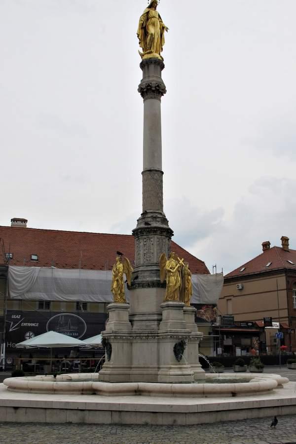o que fazer em Zagreb Virgem Maria