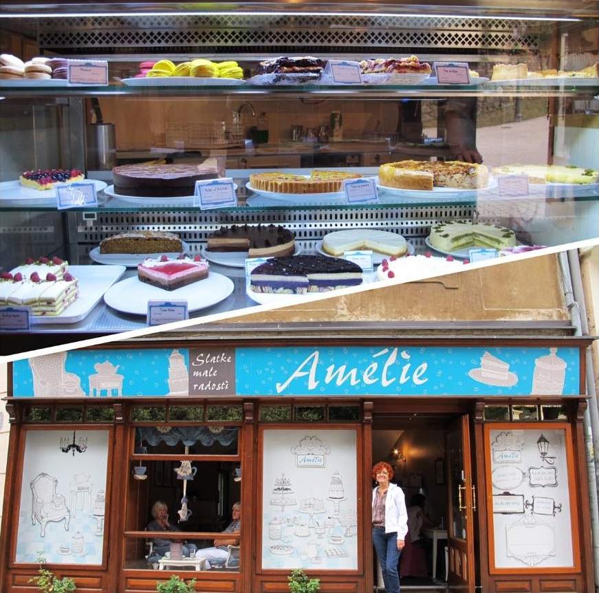 o que fazer em Zagreb Confeitaria Amálie