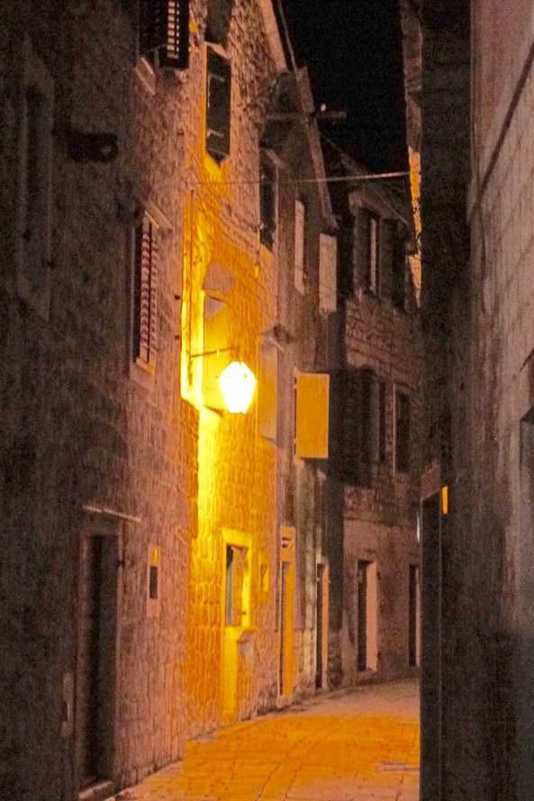 Stari Grad Ilha de Hvar o Charme Noite