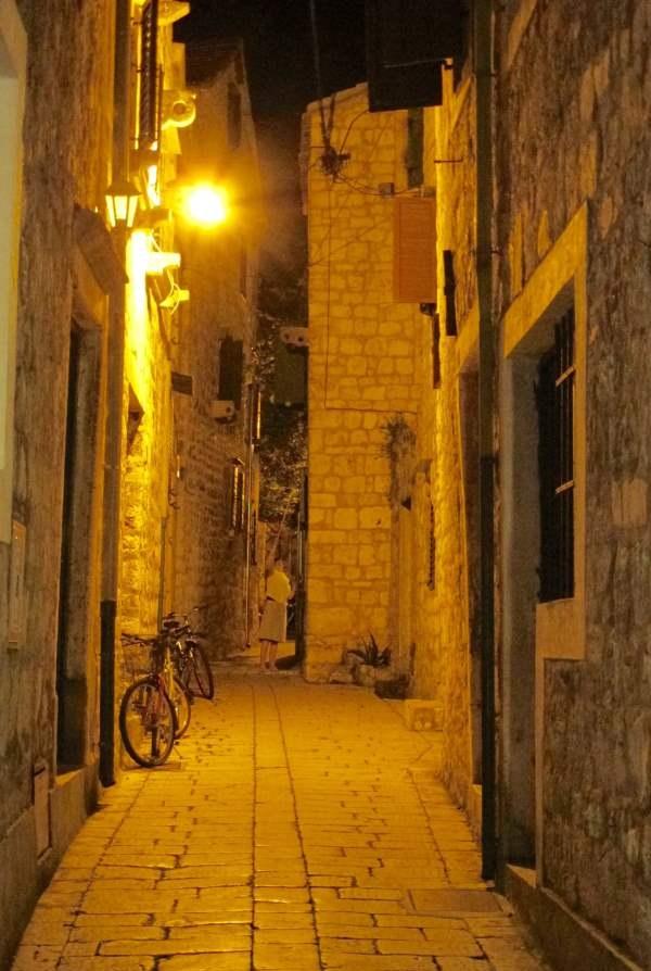 Stari Grad Ilha de Hvar Ruelas Históricas