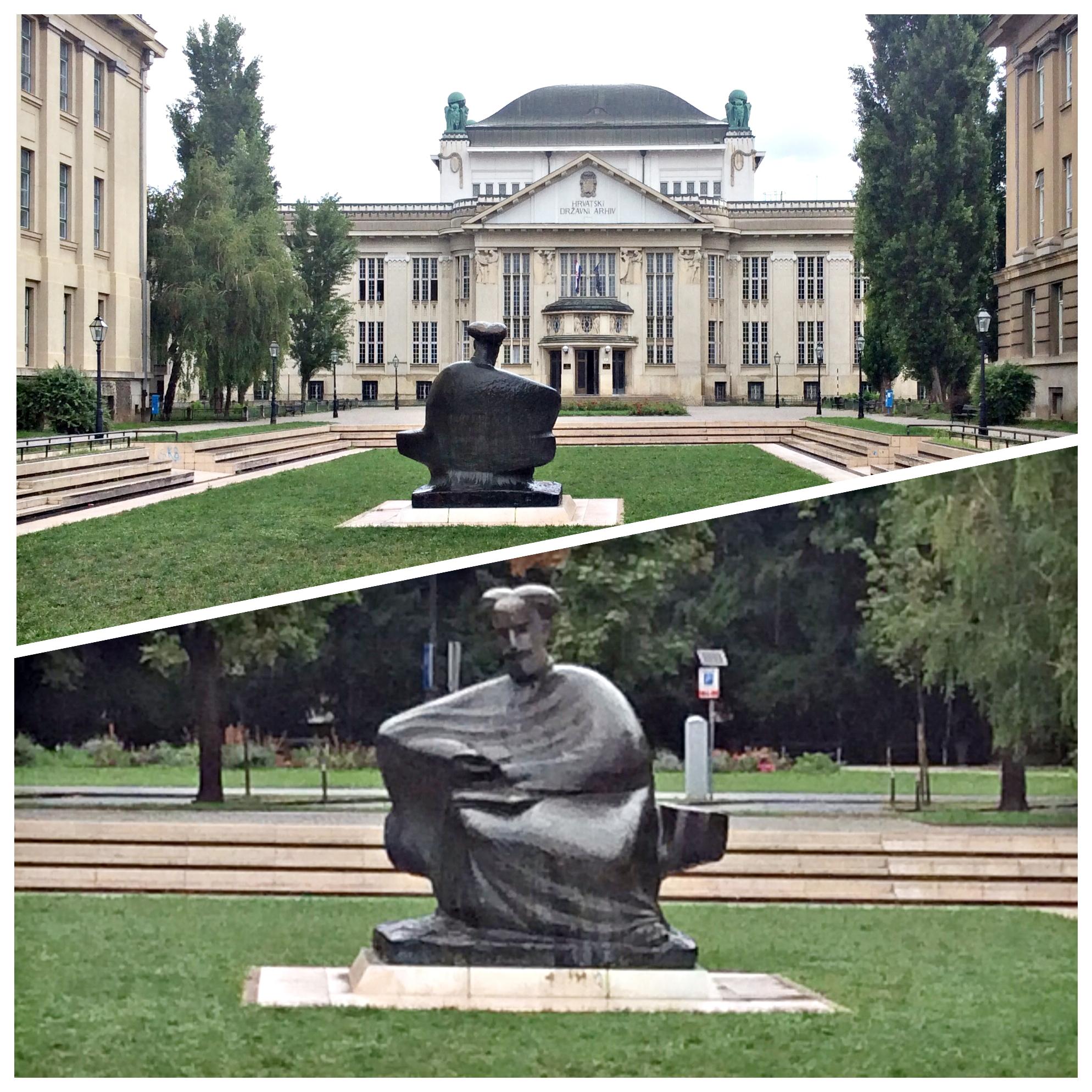 Zagreb Arquivo Nacional