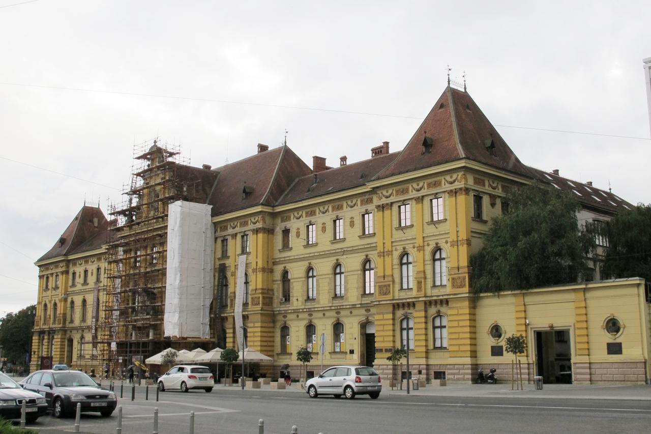 Zagreb Museu de Artes e Artesanato