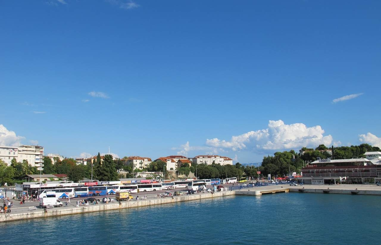 Split Porto travessia para Hvar
