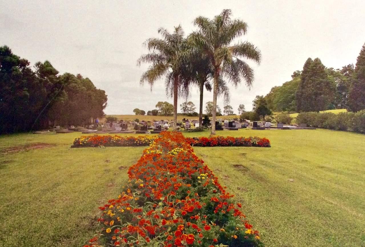 Witmarsum a Alemanha no Paraná Cemitério