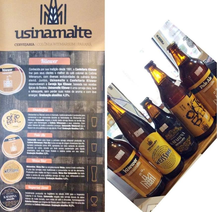 Witmarsum a Alemanha no Paraná Fabricação de Cerveja