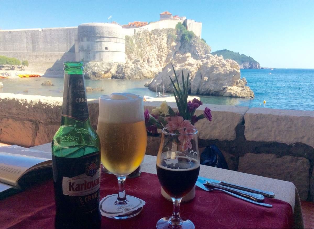 Dubrovnik a Pérola do Adriático Cerveja