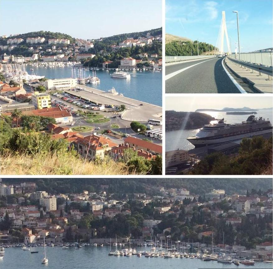Dubrovnik a Pérola do Adriático Entrada