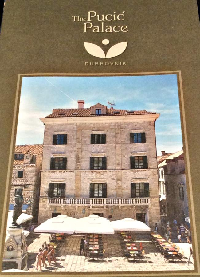 Dubrovnik Hotel Pucic Palace