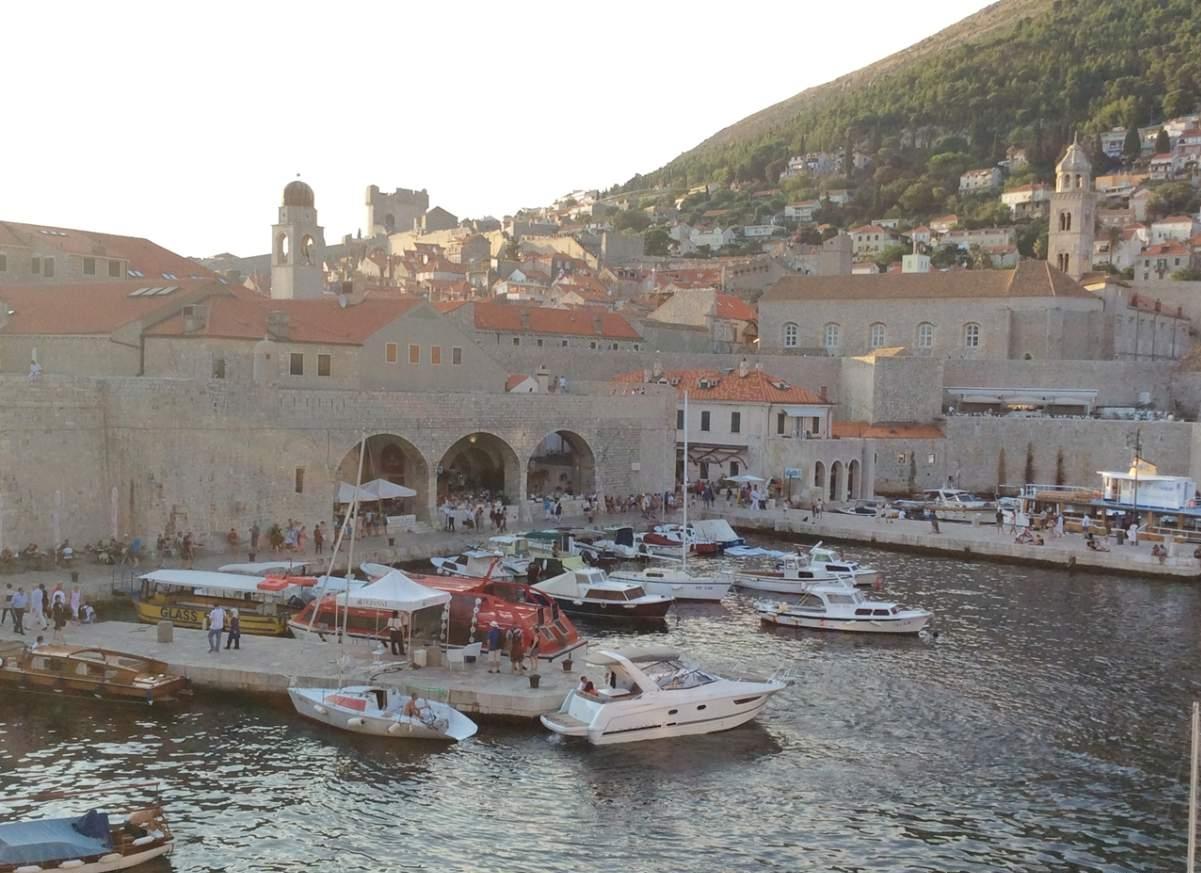 Dubrovnik Porto Antigo Restaurante Lokanda