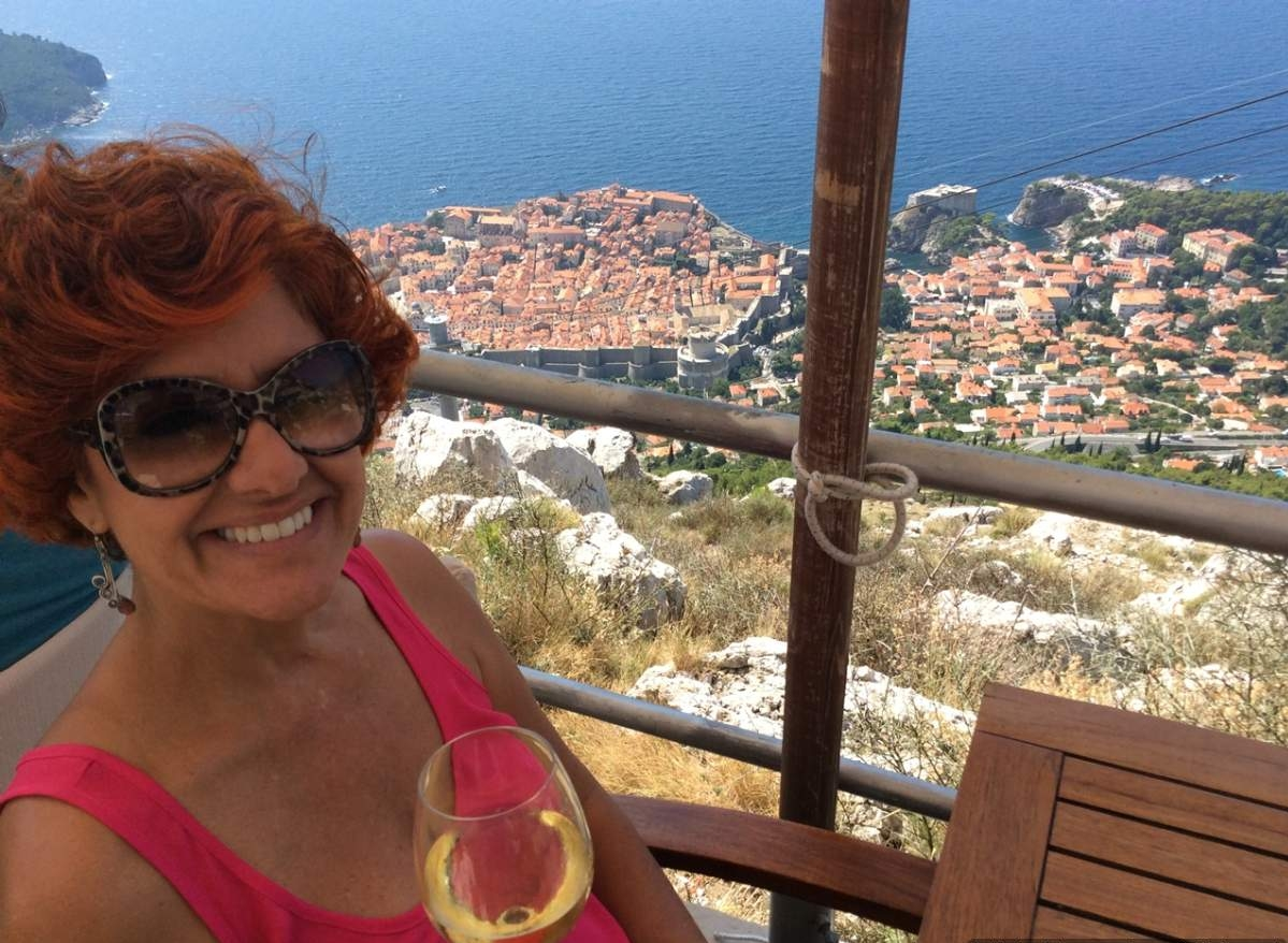Dubrovnik Vista Restaurante Panorama