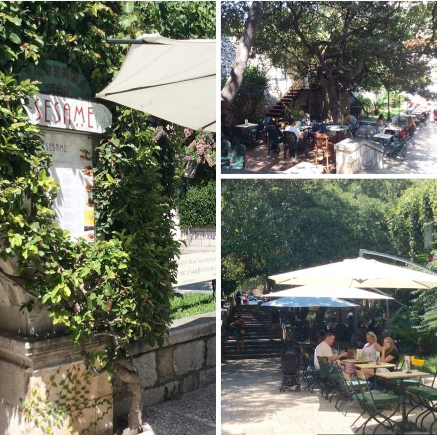 Dubrovnik Restaurante Sesame