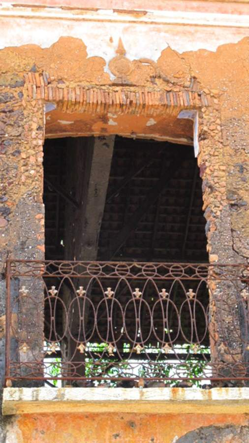 Alcantara Ruinas