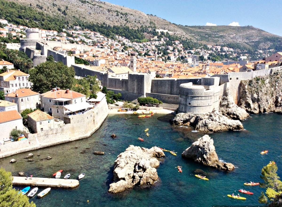 Dubrovnik Forte de Bokar