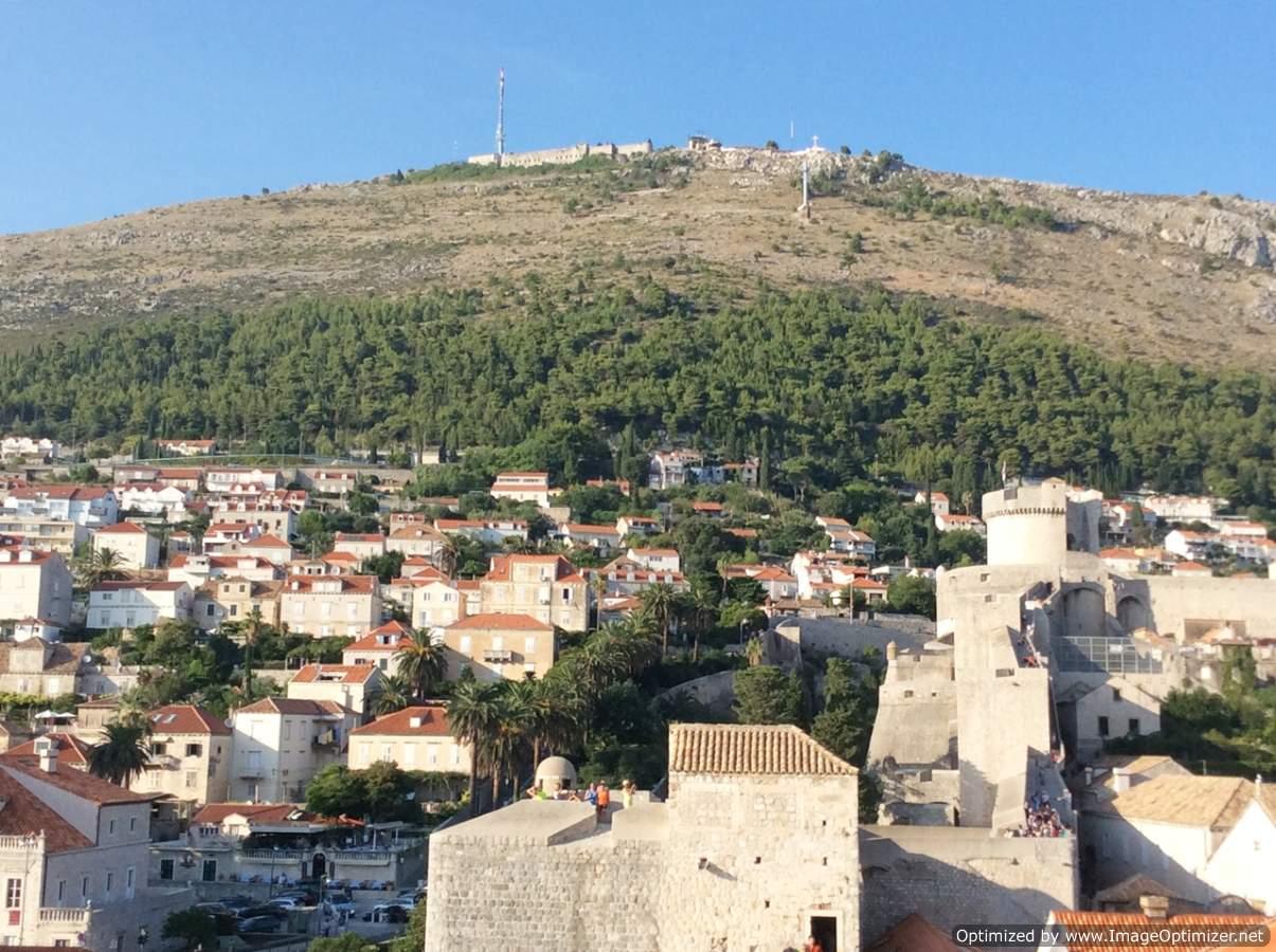 Dubrovnik Monte Sérgio
