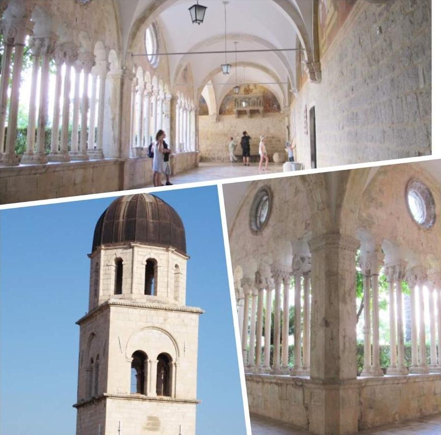 Dubrovnik Mosteiro Franciscano