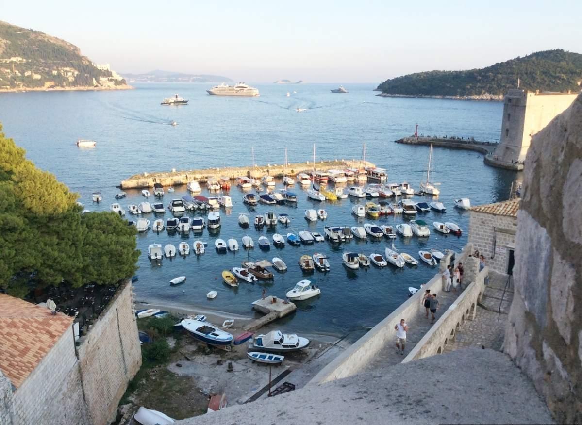 Dubrovnik Porto Antigo