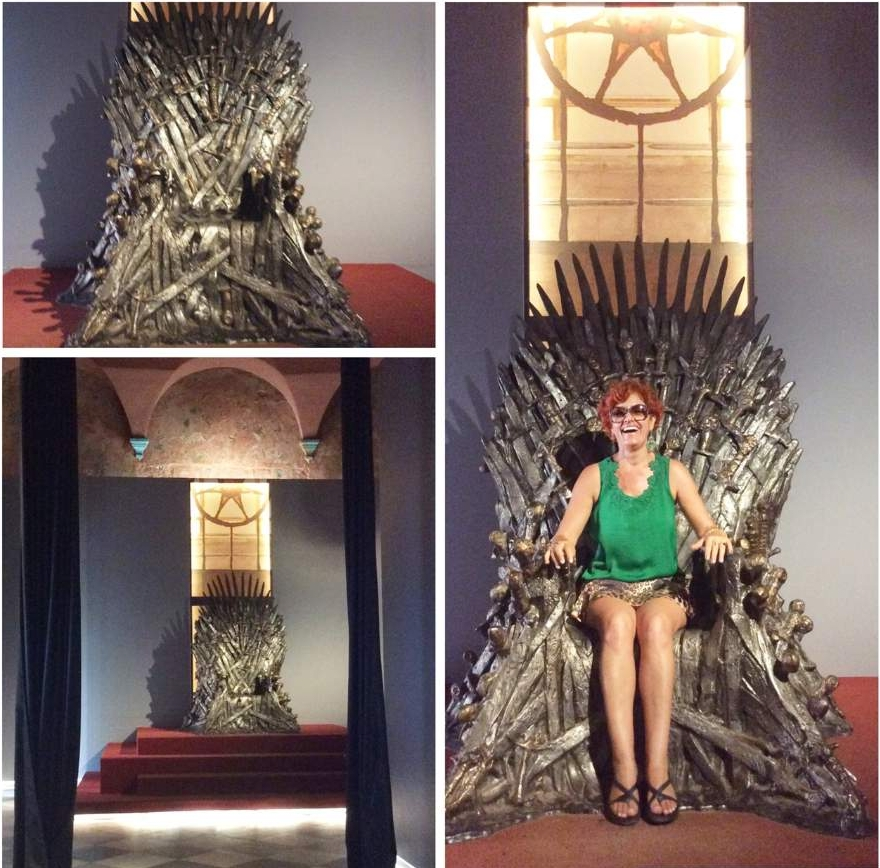 Ilha de Lokrum Game of Throne