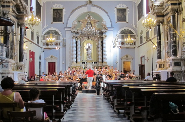 Dubrovnik Igreja de São Salvador